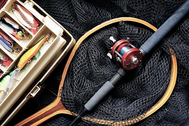 Rybářský batoh