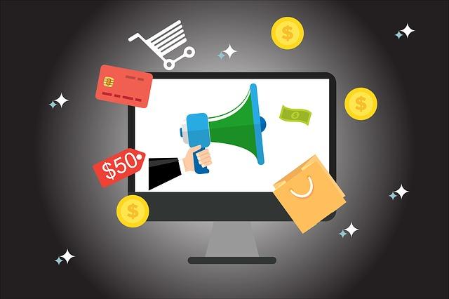 Nákupy v e-shopech
