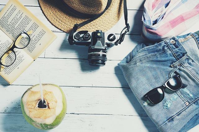 potřeby na dovolenou