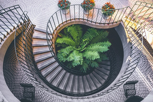 Schodiště nejsou jen schody