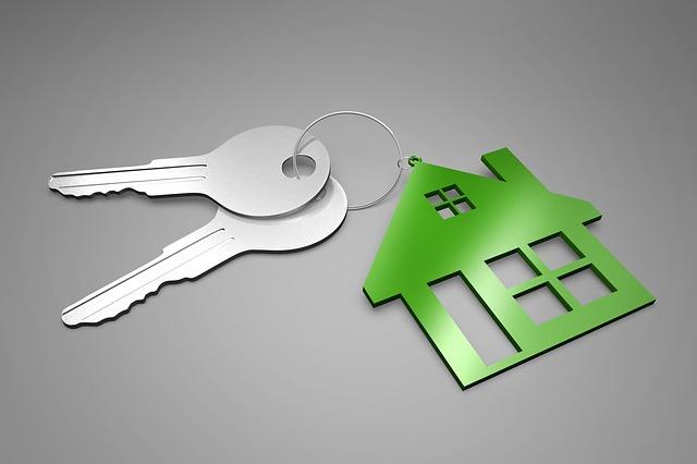 domek na klíčích
