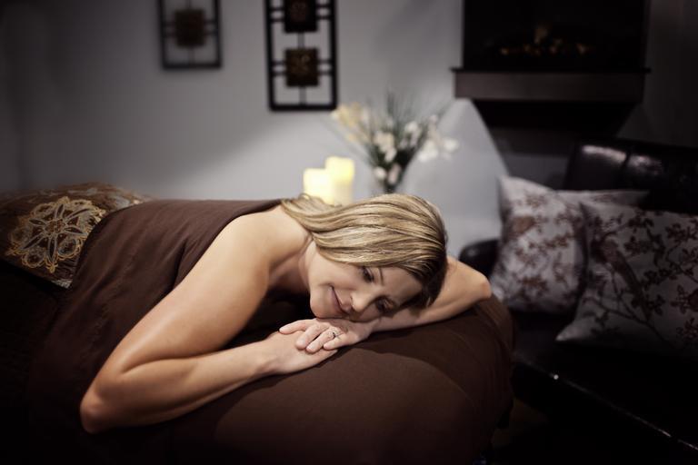 Na erotickou masáž chodí i ženy